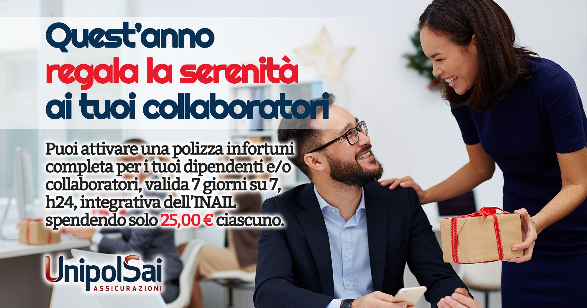 Polizza infortuni Low Cost